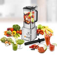 [Amazon] UNOLD Power Smoothie Maker für 111,19 € - 15% Ersparnis