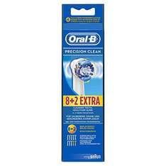 [Amazon Prime Deals] 8+2 Oral B Precision Clean Aufsteckbürsten