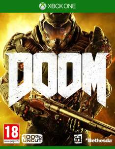 Doom uncut Day 1 Edition für 29,90 statt 39,98€,-- bei gameware.at