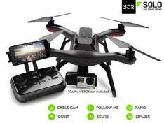 iBood: 3DR Solo Drohne + Solo Gimbal für 655,90€