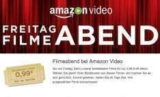 Amazon Instant Video Freitag Filmeabend - Filme ausleihen für 0,99€ - u.a. mit The Revenant