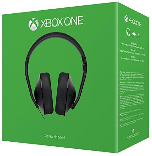 Microsoft Xbox One Kopfhörer um 30 € - 27% sparen