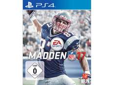 [Saturn.at] Madden NFL 17 (PS4/ Xbox One) fur 34,99€