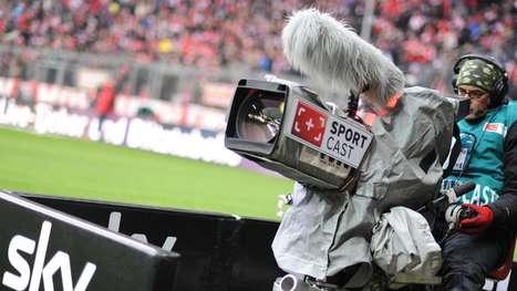 Sky zeigt ein Bayern München Bundesliga Spiel LIVE und GRATIS