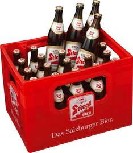 [Merkur] Stiegl Kiste Bier für 3,25€ - Dank Doppelcashback