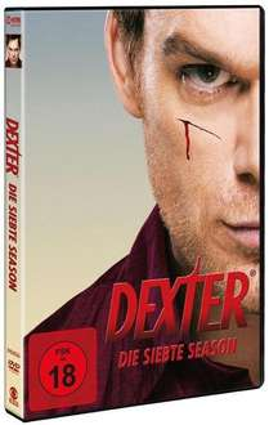 Thalia: Dexter Season 7 (4 DVDs) um 0,84 € inkl Versand - 93% sparen