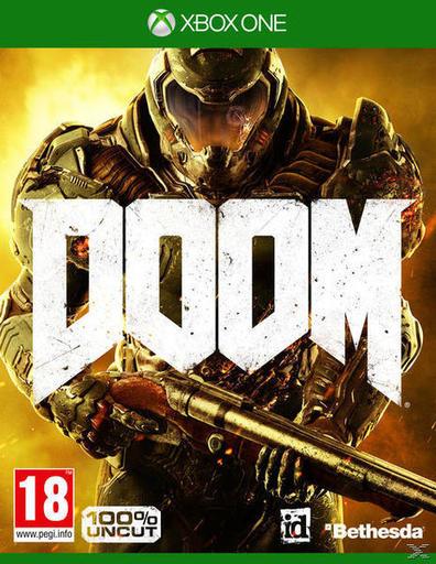 Doom wieder für Xbox One und PS4 zum Bestpreis