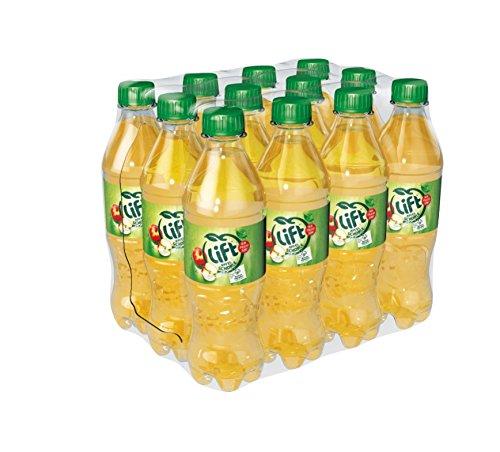 [Amazon] 12x0,5l Apfelsaft für 4,44€ (0,37€/Flasche)