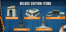 Cities Skyline Deluxe für 10.99€