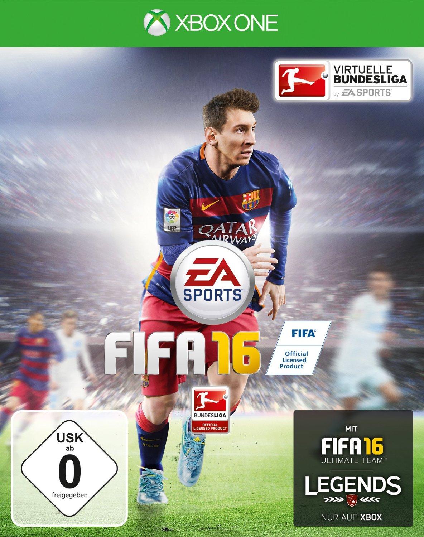 (Prime) Xbox One FIFA 16 Spiel