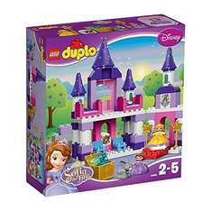 [www.AMAZON.de]  LEGO DUPLO 10595 - Sofia the First - Königsschloss  € 34,73 knapp 25% Ersparnis
