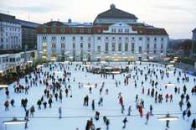 [Wiener Eislaufverein] Gratis Eislaufen vom 20.-22.10
