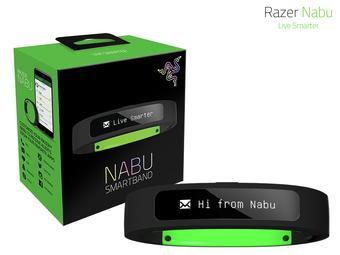 iBood: Razer Nabu Smartband und Aktivitätstracker für 55,90€