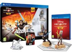 Saturn: Disney Infinity 3.0 Starter Set (PlayStation 4) für 10€