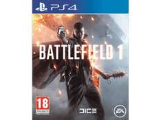 [Saturn.at/Amazon.de] Battlefield 1 ( PS4/ Xbox One) für 50€ - 16% sparen