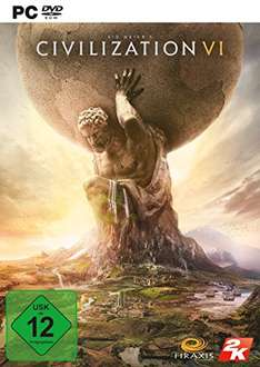 Amazon: Sid Meier's Civilization VI (PC) für 37,99€