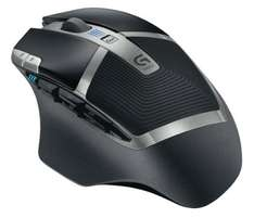 Logitech G602 Wireless Gaming Maus um 39 € - Bestpreis - 34% sparen