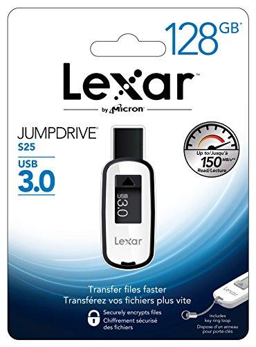 Lexar JumpDrive 128 GB, USB 3.0 Stick (Prime)