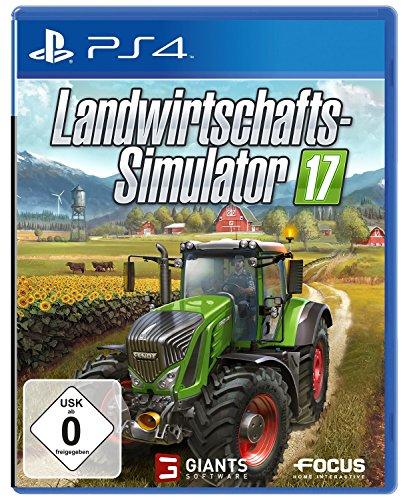 [Amazon.de][PRIME] Landwirtschafts-Simulator 17 ( PS4/ Xbox One) für 37,99€  - 20% sparen