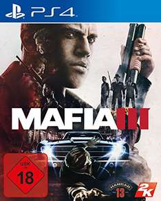 Amazon: Mafia 3 (PlayStation 4) für 33,28€