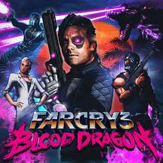 Uplay: Far Cry 3 - Blood Dragon (PC) komplett kostenlos!