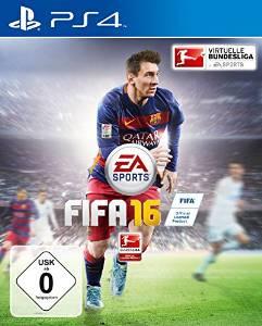 [Amazon.de][PRIME] FIFA 16 ( PS4) für 11,92€ - 64% sparen