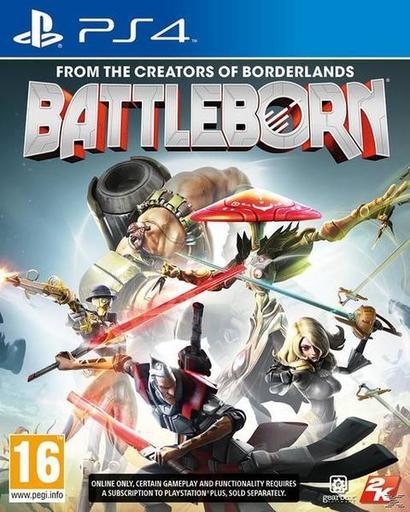 [Libro]Battleborn für €4,99 - leider nicht versandkostenfrei :(
