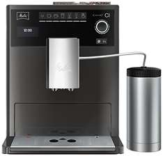 Amazon Melitta E970-205 Kaffeevollautomat Caffeo CI Special Edition, Isolier-Milchbehälter um 296 €