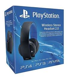 PlayStation Wireless 7.1 Stereo Headset 2.0 um 58 € - 28% sparen - Bestpreis