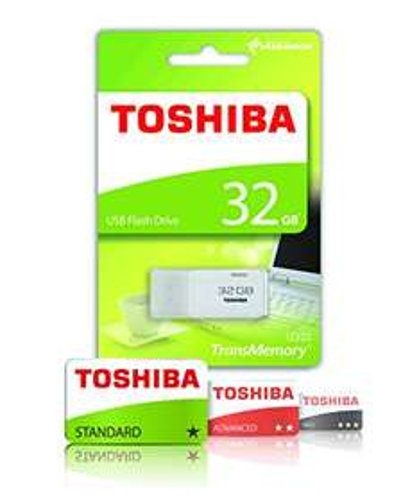 [Plus/Prime] Toshiba 32GB USB 2.0 Stick für 5€