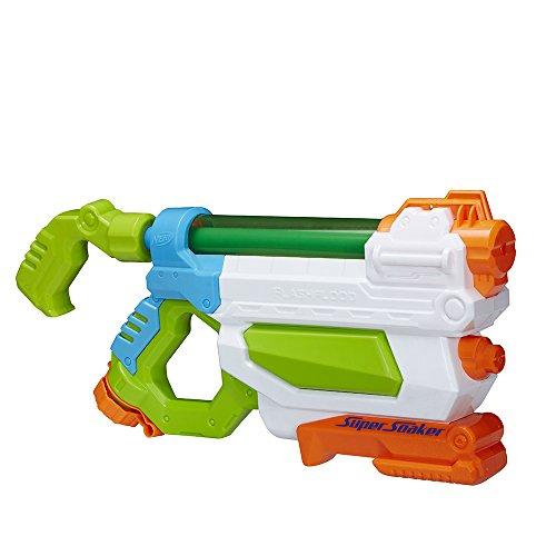 [Amazon Plus] Hasbro Super Soaker A9466EU5 - FlashFlood, Wasserpistole für 6,06€