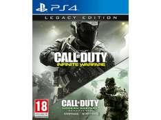 [Mediamarkt.at]Call of Duty: Infinite Warfare - Legacy Edition für PS4 um €49,99 versandkostenfrei