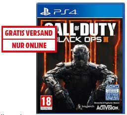 [Mediamarkt.at]Call of Duty: Black Ops III PC/PS4/XBONE um €27,99 versandkostenfrei