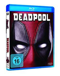 [Amazon] Deadpool BluRay für 12,99€