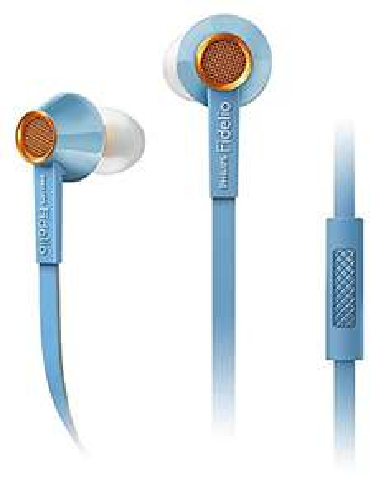 """Philips """"Fidelio S2"""" Premium In-Ear Kopfhörer mit Mikrofon um 49,90 € - 46% sparen"""