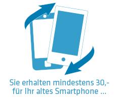 [Hartlauer] Sie erhalten mindestens 30,- für Ihr altes Smartphone