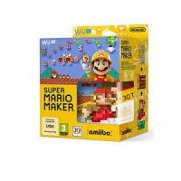 Super Mario Maker für WiiU inkl Amiibo