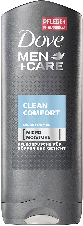 [Amazon.de] Dove Men+Care Duschgel Clean Comfort, 6er Pack (6 x 250 ml) für 5,01€ [PVG: 9,3€]