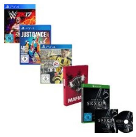 [Amazon.de] weitere Spielekracher - zB. Titanfall 2 für 39,97€, CoD Infinite Warfare um 39,97€, FIFA 17 für 41,97€