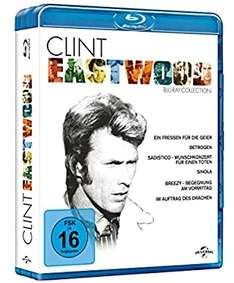 Clint Eastwood Collection [6 Blu-ray-Filme]