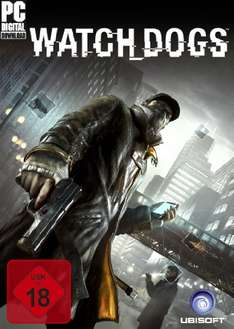 Amazon: Watch Dogs (PC) um 5 €
