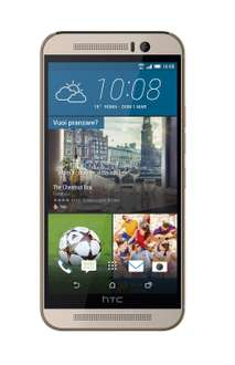 Amazon.es: HTC One M9 LTE (5'' FHD SLCD, Snapdragon 810 Quadcore, 3GB RAM, 32GB eMMC, 20MP + 4MP Kamera, 2840mAh mit Quickcharge, Android 6 -> 7) für 292,31€