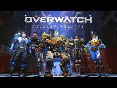 Overwatch Origins Edition um 34,99 statt 59,99