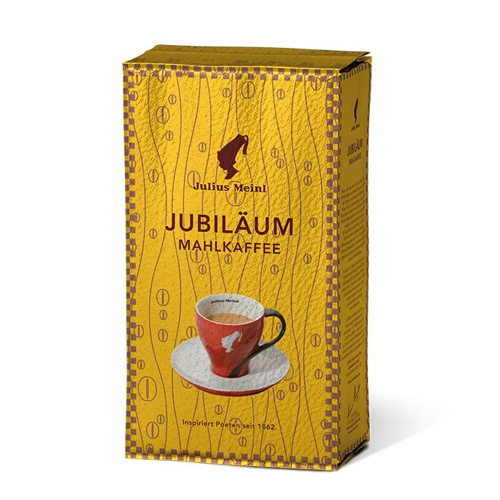 Meinl Jubiläum Kaffee - Mahlkaffee und ganze Bohne 500g