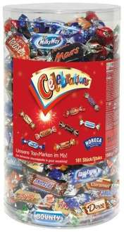 Celebrations Box (1,5 kg) um 13,33 € - rund 33% sparen
