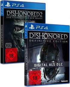 GameStop Black Friday: Dishonored 2 Limited Edition (PC) oder Titanfall 2 für je 39,99€ & mehr!