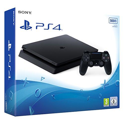 [Amazon.at] Sony Playstation 4 Slim 500 GB Schwarz