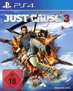 [Amazon.de] [PS4] Just Cause 3 für €14,99