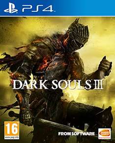 [Amazon.co.uk] Dark Souls III (PS4/ Xbox One) für 23,30€ - bis 56% sparen