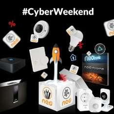 [mediola CyberWeekend] AIO Gateway V5 inkl. NEO Plugin AIO Gateways // -20% \\ Smart Home Gateway